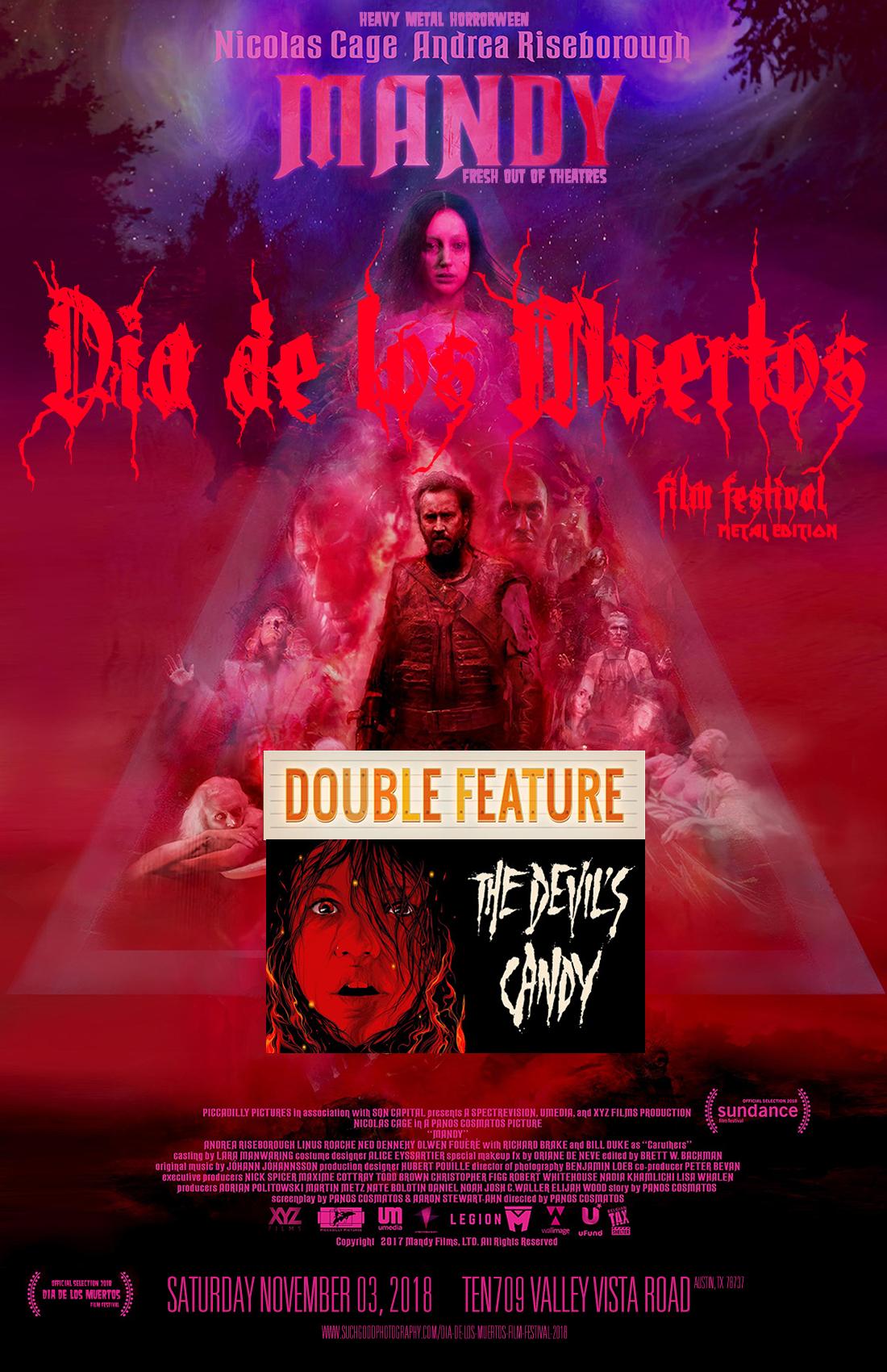 Dia de los Muertos Film Festival 2018