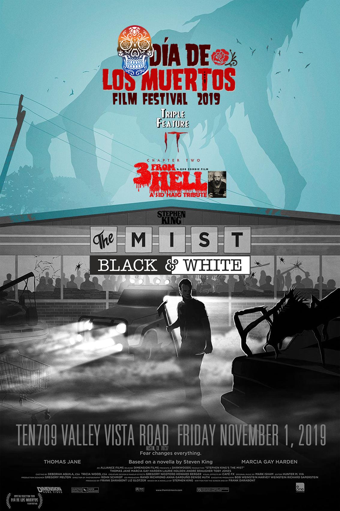 Dia de los Muertos Film Festival 2019