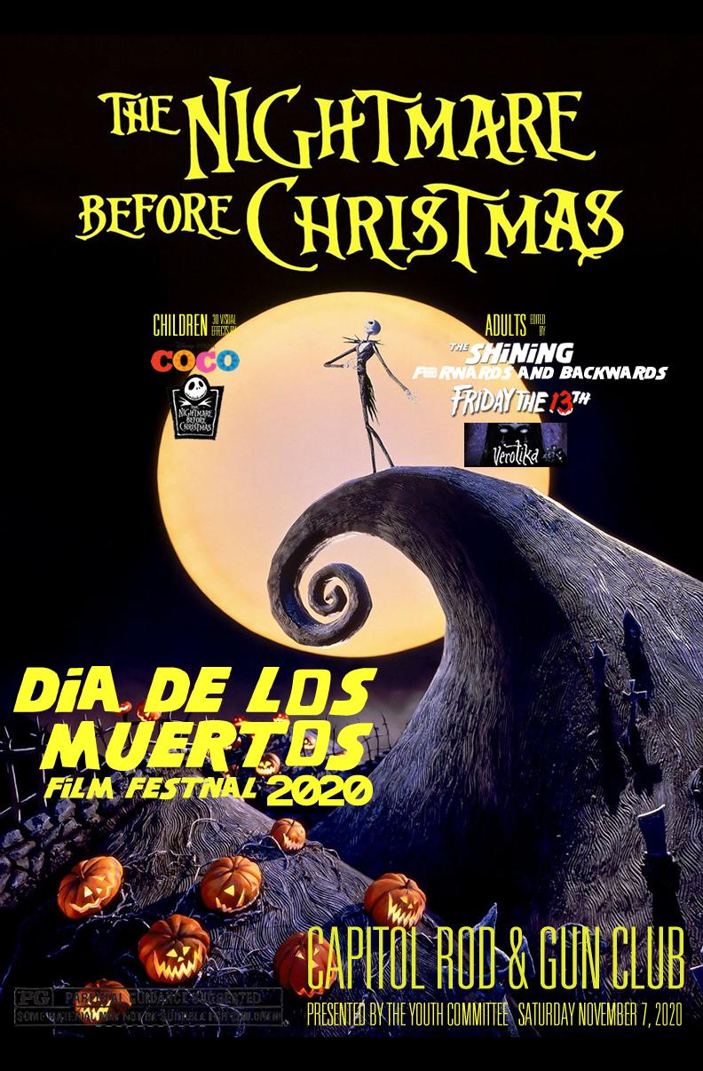 Dia de los Muertos Film Festival 2020